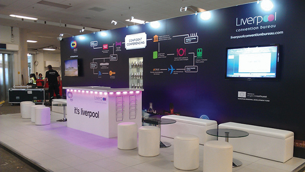 Exhibition Stand Builders Kent : T exhibitions